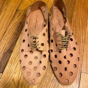 Rachel Comey hole punched oxford shoes
